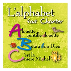 L'Alphabet fait chanter