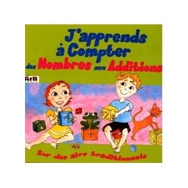 J'apprends à compter - MP3