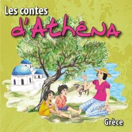Les contes d'Athéna par Bernadette Le Saché