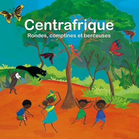 Centrafrique par Marlène N'garo