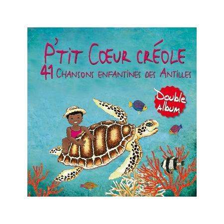 P'tit coeur créole par Magguy Faraux