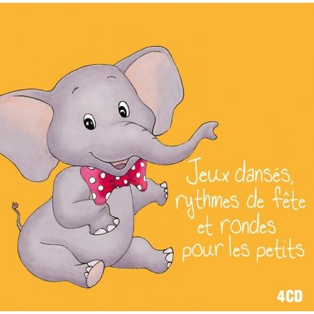 Jeux dansés, rythmes de fête et rondes pour les petits