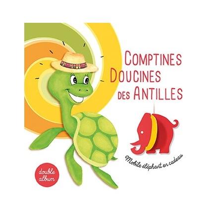 Comptines, doucines des Antilles par Magguy Faraux