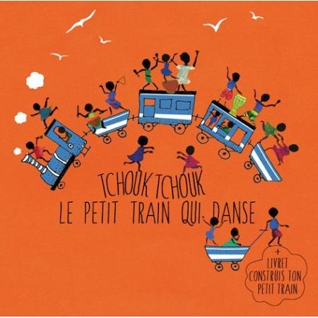 Tchouk-Tchouk le petit train qui danse par Jean-Emile Biayenda