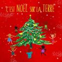 C'est Noël sur la terre MP3